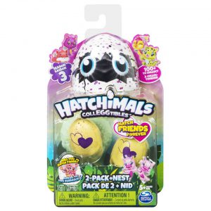 Hatchimals Colleggtibles 2 pack + nest seizoen 3 Hatchimals-kopen.nl